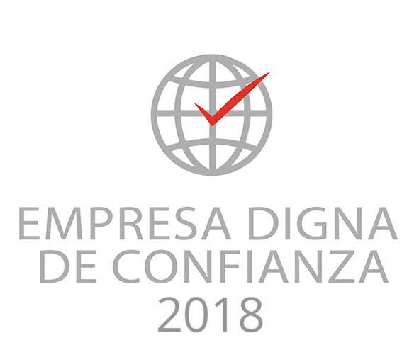empresa de confianza 2018