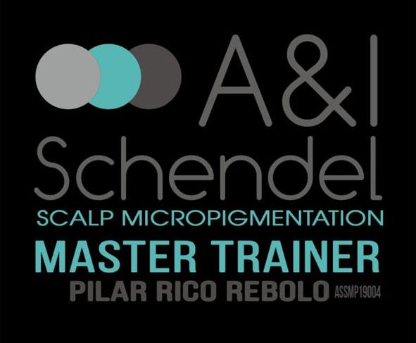 scalp micropigmentacion master trainer pilar rico