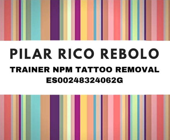 trainer npm tattoo removal pilar rico