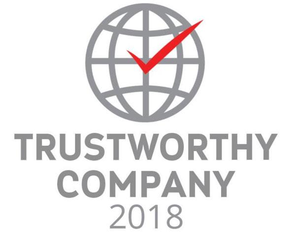 trust worthy company 2018